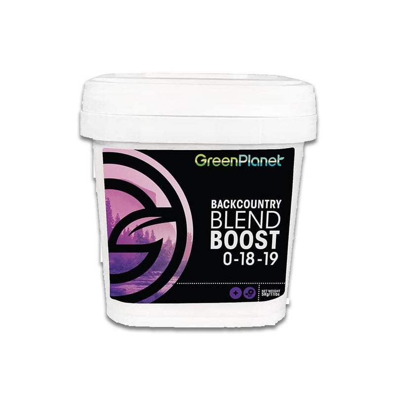 GREEN PLANET BACKCOUNTRY BLEND BOOST