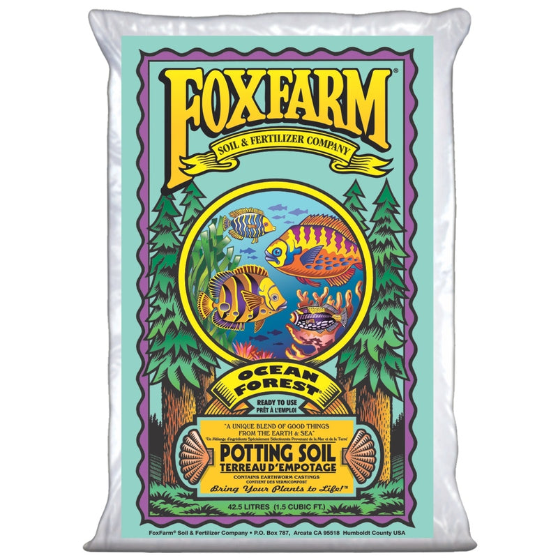 Fox Farm Ocean Forest Potting Soil