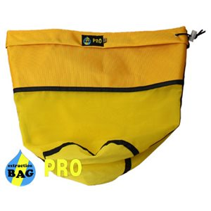 EXTRACTION BAG PRO YELLOW BAG 33 MICRONS 5 GAL - HydroponicsClub