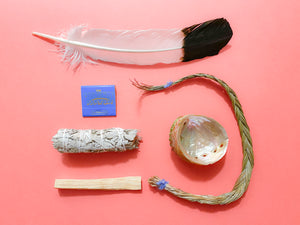 Heart Healing Smudge Kit