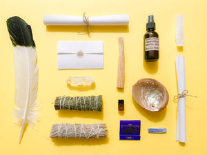 Intuition Building Ritual Kit