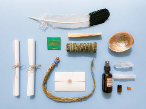 Home & Aura Clearing Ritual Kit