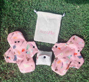 Washable Cloth Pads