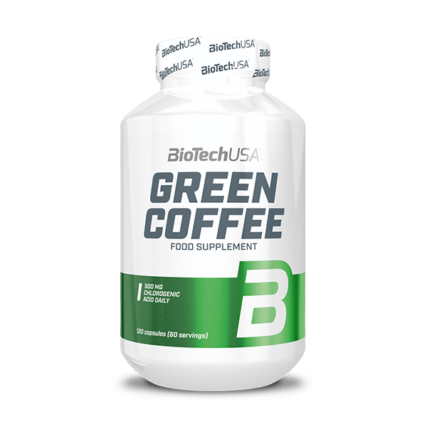 Green Coffee - 120 capsula
