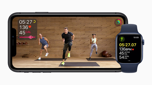 Apple Fitness+: A new engaging and personalized fitness experience comes to life with Apple Watch