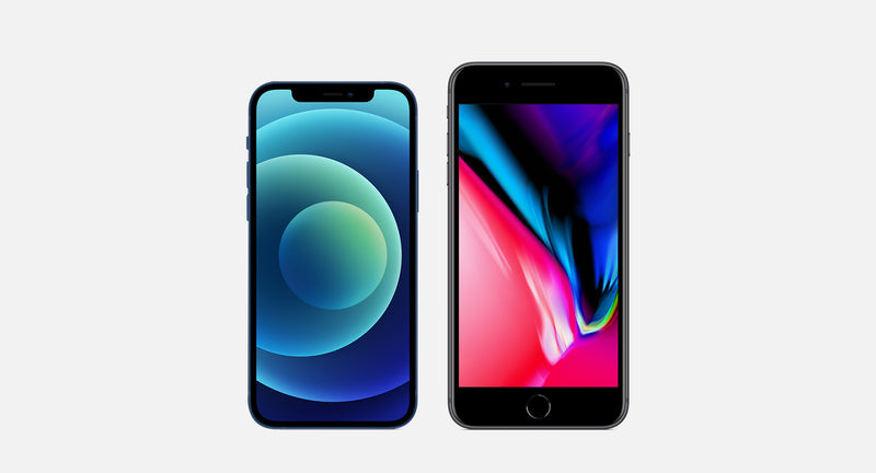 iPhone 12 vs. iPhone 8: What should you choose?