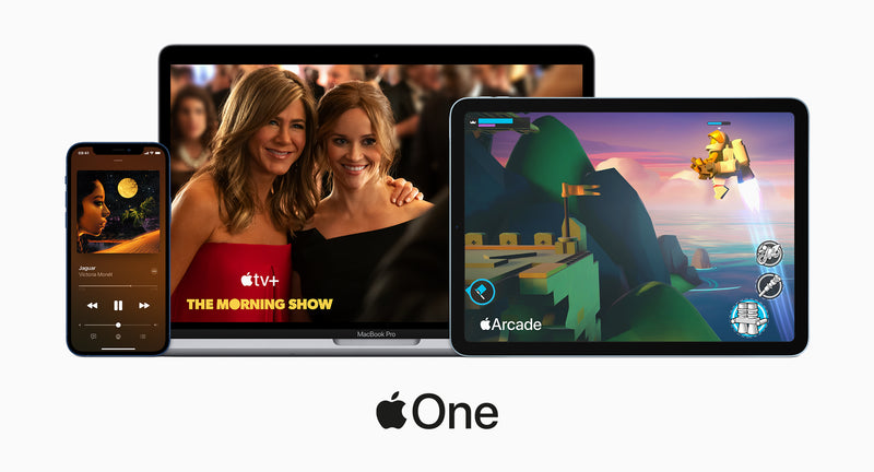 Apple One makes enjoying Apple subscription services easier than ever