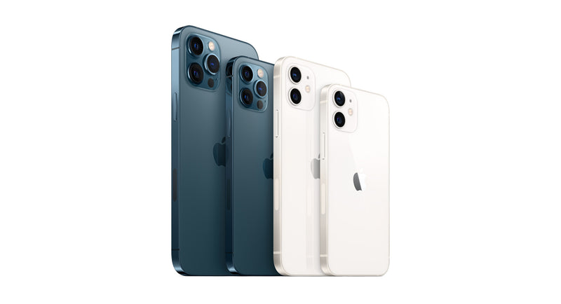 Introducing the iPhone 12 Pro, iPhone 12 Pro Max, iPhone 12 and iPhone 12 mini with 5G