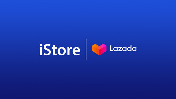 iStore is now on Lazada