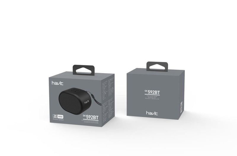Havit Speaker SK592 Bluetooth Black
