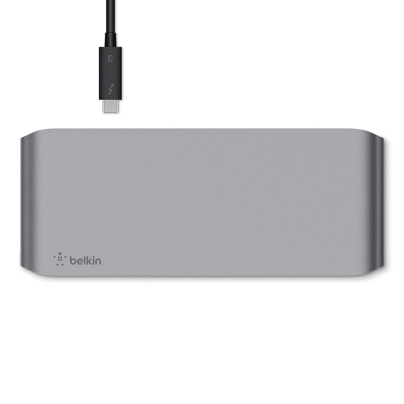 Belkin Adapter Next Gen Thunderbolt 3 Dock 0.8m