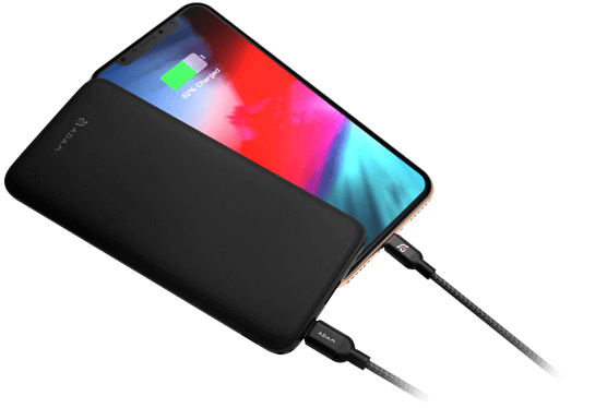 Gravity M USB-C PD 3.0 10000mAh Black