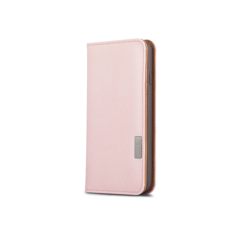 Moshi Overture Vegan Leather Wallet Case for iPhone SE 2020