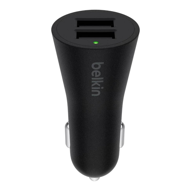 BOOST↑UP™️ 2-Port Car Charger