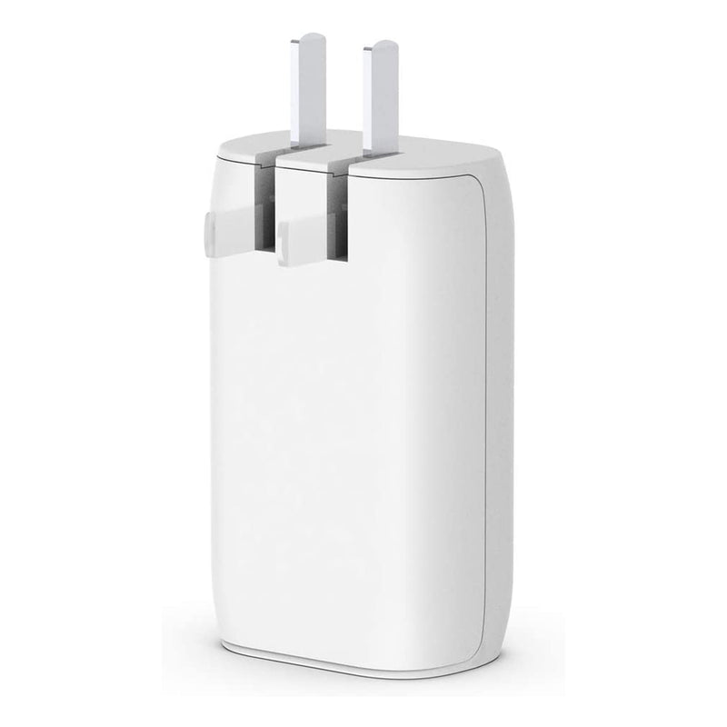BOOST↑CHARGE 30W USB-C PD + USB-A Wall Charger + USB-C to Lightning Cable