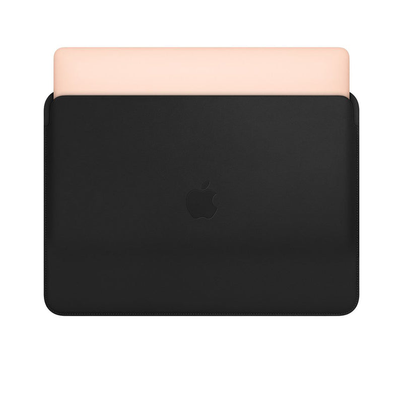Leather Sleeve for 13-inch MacBook Air and MacBook Pro
