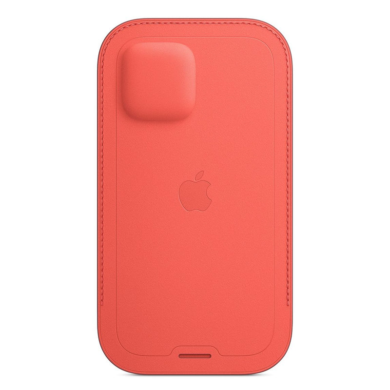 iPhone 12 Pro Max Leather Sleeve with MagSafe