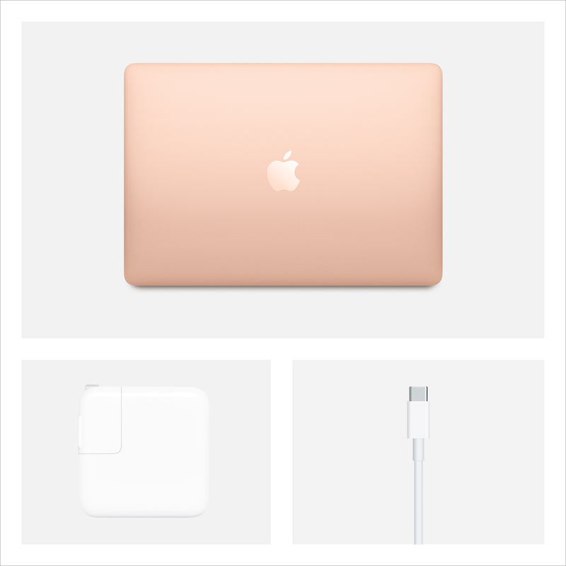 MacBook Air (2019) 128GB - Gold