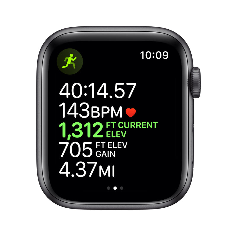 Apple Watch Nike Series 5 - Space Gray Aluminum Case with Nike Sport Band
