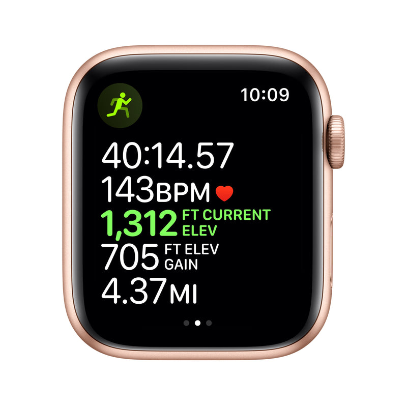 Apple Watch Series 5 - Gold Aluminum Case with Sport Band