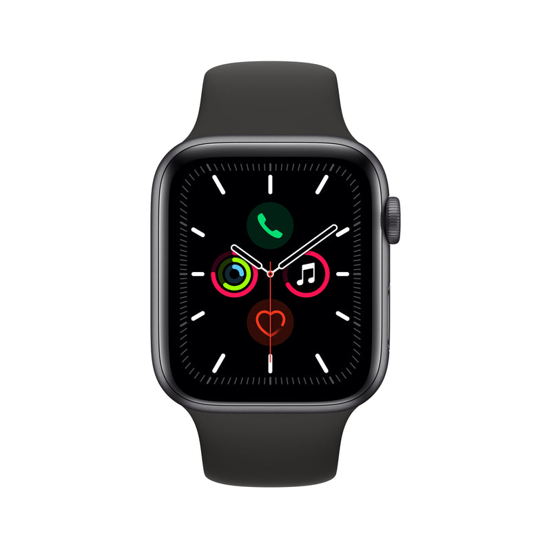 Apple Watch Series 5 - Space Gray Aluminum Case with Sport Band