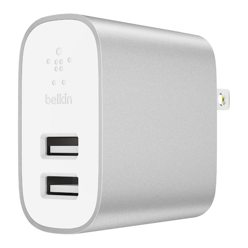 BOOST↑CHARGE™️ 24W Dual USB-A Wall Charger