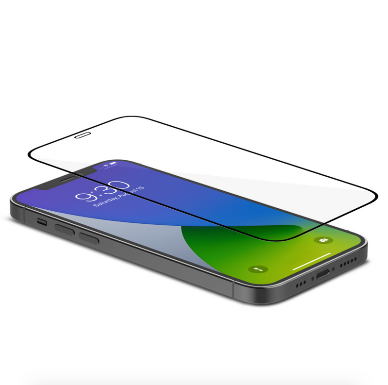 Moshi AirFoil Pro Tempered Glass for iPhone 12 and iPhone 12 Pro