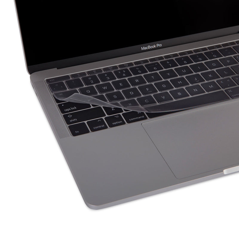 ClearGuard MB Keyboard Protector for MacBooks (2012-2015, US) - US Layout