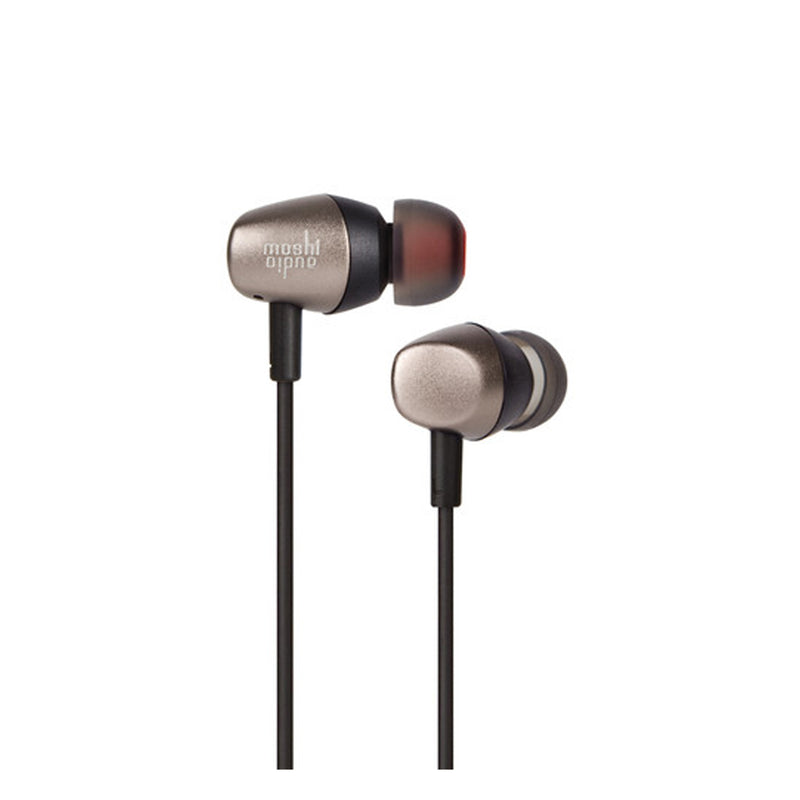 Mythro Earbuds with Mic and Strap