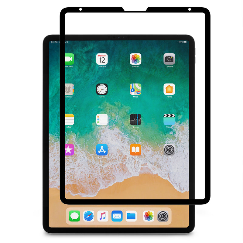 iVisor AG 100% Bubble-free and Washable Screen Protector for iPad Pro 12.9-inch (3rd/4th Gen.)