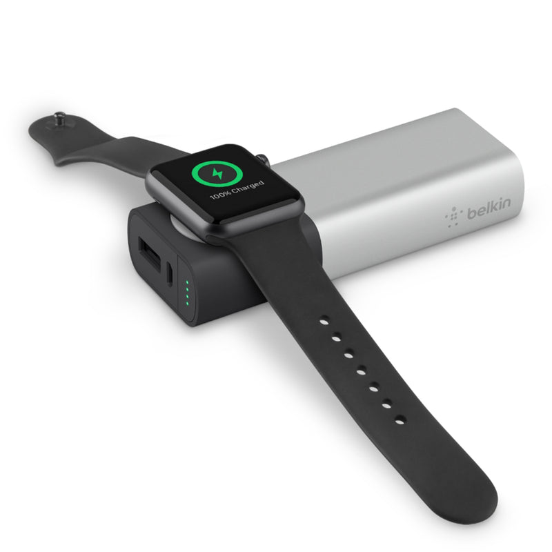 Valet Charger™️ Power Pack 6700 mAh for Apple Watch + iPhone