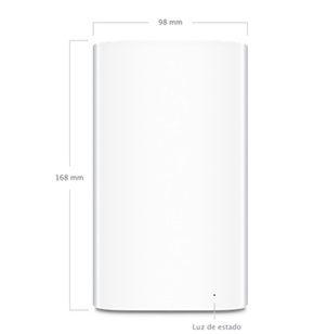 AirPort Time Capsule, 2TB, APPLE ME177AM/A