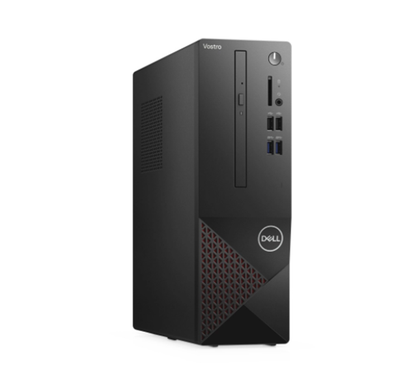 Computadora de Escritorio (Desktop) Vostro 3681, Intel Core i3 10100, RAM 4GB DDR4 (64GB MAX), HDD 1TB, Video UHD Graphics 630, DVD±R/RW, Win 10 Home, DELL 1T2M5