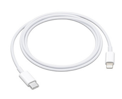 Cable USB-C (Tipo C) - Lightning, Longitud de 1 Metro, APPLE MX0K2AM/A