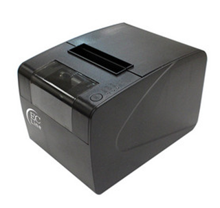 Impresora de Tickets (Mini Printer), Ancho 80 mm, Tipo de Impresión Térmica, Alámbrica, USB, Serial, Ethernet, Color Negro, Cortador Automático, EC LINE EC-PM-80360