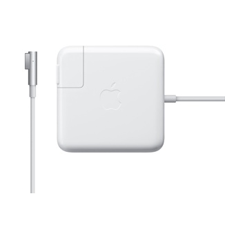 Adaptador de Corriente (Cargador / Eliminador), MagSafe, 45 W, APPLE MC747E/A