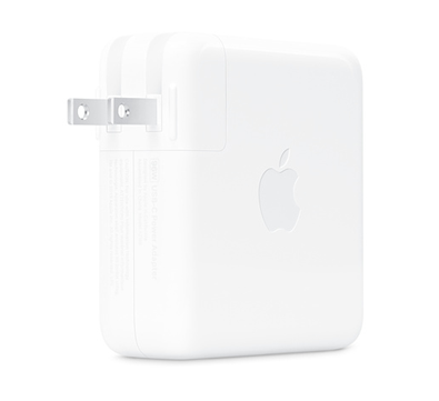Adaptador de Corriente (Cargador / Eliminador), USB-C (Tipo C), 96 W, APPLE MX0J2AM/A