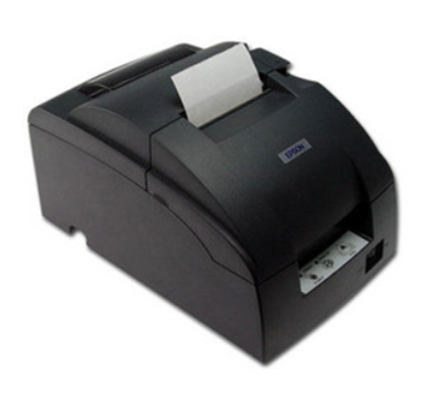 Impresora de Tickets / Recibos (Miniprinter), TM-U220PD-653, Matriz de Puntos, 58, 70 y 76 mm, Alámbrica, Interfaz Paralelo, Color Negro, Incluye Fuente de Poder, Sin Cables, EPSON C31C518653