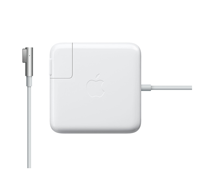 Adaptador de Corriente (Cargador / Eliminador), MagSafe, 60 W, APPLE MC461E/A