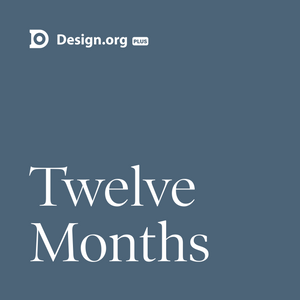 Design.org Plus 12-month Subscription
