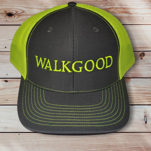 BASEBALL CAP (GREY - FLORENCE GREEN)