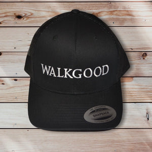BASEBALL CAP (BLACK/WHITE)