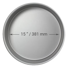 Load image into Gallery viewer, Round Cake Tin (15 x 4 in)