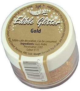 Edible Gold Glitter  5g