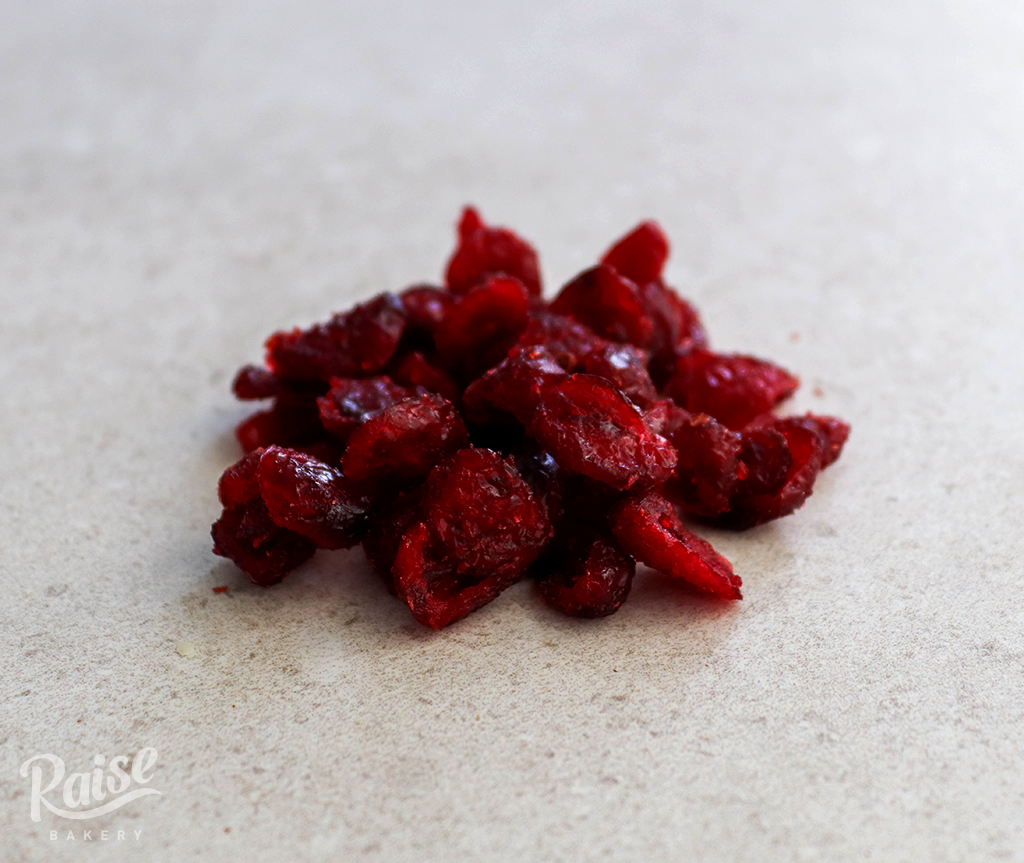 Dried Cranberries (100g)