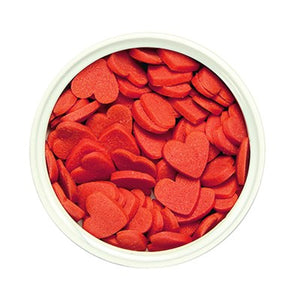 Sprinkles Red Heart 60g
