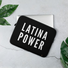 Load image into Gallery viewer, Latina Power Laptop Sleeve - Xóchitl Gift Shop