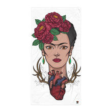 Load image into Gallery viewer, Frida Kahlo Towel - Xóchitl Gift Shop