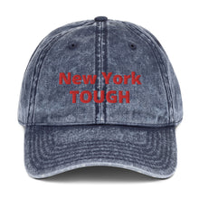 Load image into Gallery viewer, NY Tough Vintage Cotton Twill Cap