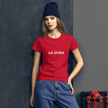 Load image into Gallery viewer, La Dura Women's short sleeve t-shirt